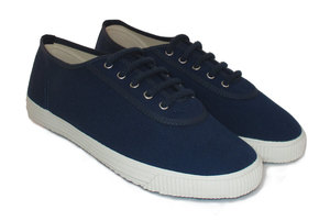 Startas Blue Canvas Sneaker Low - Startas