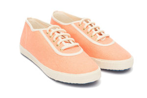 Startas Peach Canvas Sneaker Low - Startas
