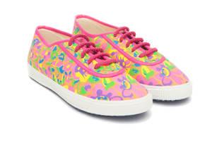 Startas Rangoli Canvas Sneaker Low - Startas