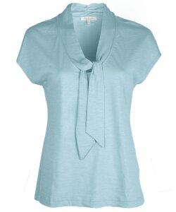 Short Blouse bleu - Alma & Lovis