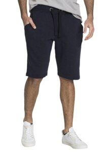 Männer Sweat Shorts CLASSIC navy - recolution
