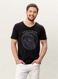 MOR-3073 HERREN T-SHIRT - ORGANICATION