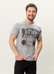 MOR-3004 HERREN T-SHIRT - ORGANICATION