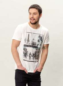 MOR-3012 HERREN T-SHIRT - ORGANICATION