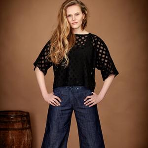 Öko Jeanshose organic Denim  - SinWeaver alternative fashion