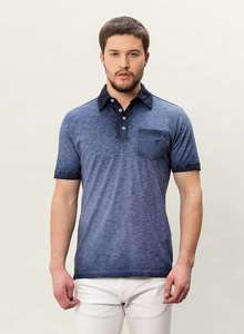 MOR-3173 HERREN G.DYED POLO SHIRT - ORGANICATION