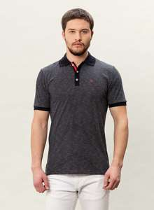 MOR-3171 HERREN GESTREIFT POLO SHIRT - ORGANICATION