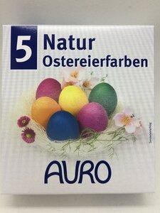 Natur Ostereierfarben  - AURO