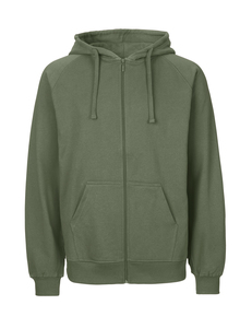 Männer Hoodie Zipped - Neutral® - 3FREUNDE