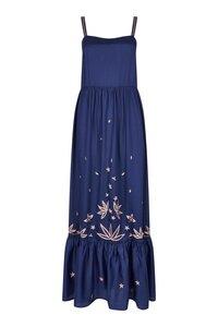 BREEZE Dress - Bodenlanges Maxi-Kleid - Komodo