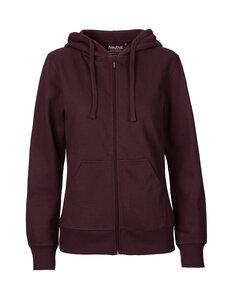 Frauen Hoodie Zipped - Neutral® - 3FREUNDE