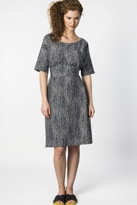 ARGEMONE - Zero Waste - Women dress  - skunkfunk