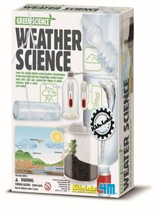 Weather Science - Wetterstation Bastelset - Green Science