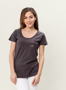 WOR-3069 DAMEN T-SHIRT - ORGANICATION