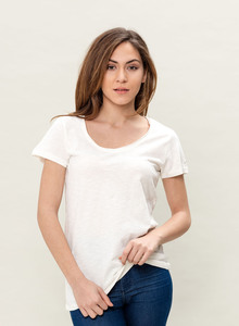 WOR-3068 DAMEN T-SHIRT - ORGANICATION