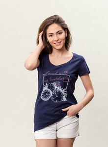 WOR-3000 DAMEN T-SHIRT - ORGANICATION