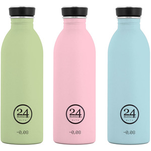 24bottles 0,5l Trinkflasche Pastell - 24bottles