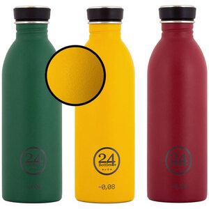 0,5l Trinkflasche mit Stone Finish - 24bottles