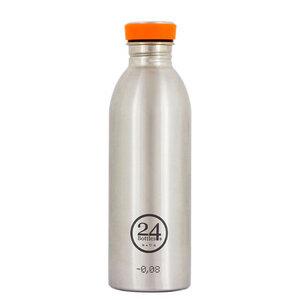 0,5l Trinkflasche Steel - 24bottles
