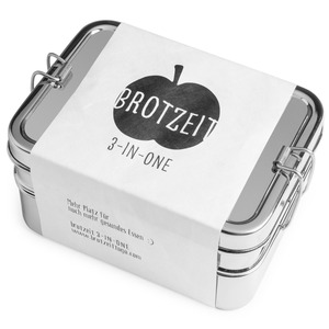Lunchbox 3 in 1 - Brotzeit