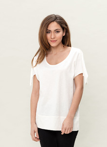 WOR-3166 DAMEN T-SHIRT - ORGANICATION