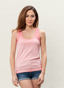 WOR-3174 DAMEN TANK TOP - ORGANICATION