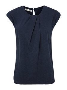 RI Sleeveless Shirt - Blueberry - Frieda Sand