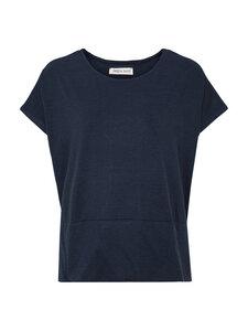 NORI Loose T-Shirt - Blueberry - Frieda Sand