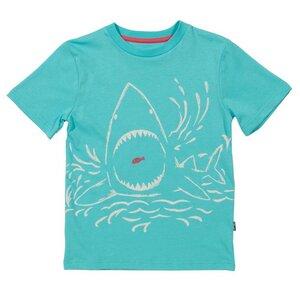 Jungen T-Shirt Hai Bio Baumwolle - Kite