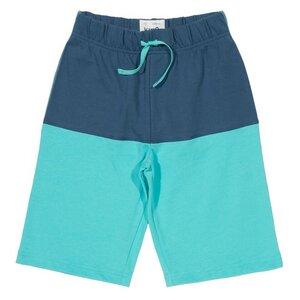Jungen Shorts türkis blau Bio Baumwolle - Kite
