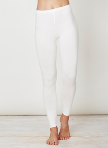 Bamboo Base Layer Leggings - Cloud - Thought | Braintree