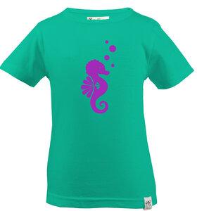 T-Shirt Seepferdchen Pink - Kleine Freunde® - 3FREUNDE