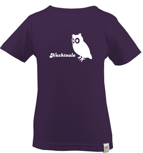 T-Shirt Nachteule - Kleine Freunde®  - 3FREUNDE