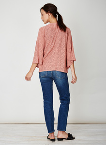 Sedona Cardigan - Terracotta  - Thought | Braintree