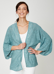 Sedona Cardigan - Nile Blue  - Thought | Braintree