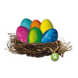 Sechs Eier (Osterkarte) - OxfamUnverpackt