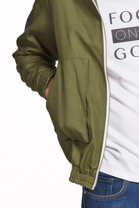 Jacket DIMITRI accent color - Lovjoi