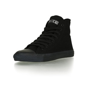 Black Cap Hi Cut Classic Jet Black | Jet Black - Ethletic