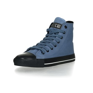 Black Cap Hi Cut Collection Pale Denim | Jet Black - Ethletic