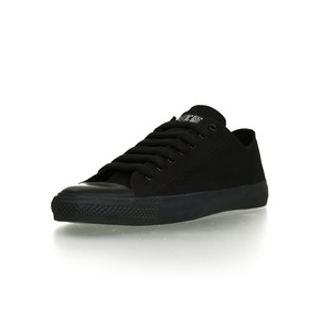 Black Cap Lo Cut Classic Jet Black | Jet Black - Ethletic
