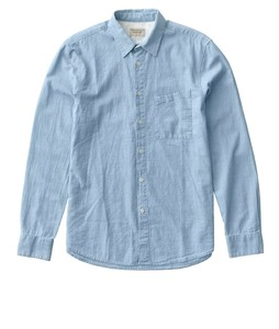 Stanley Light Shade Chambray Denim - Nudie Jeans