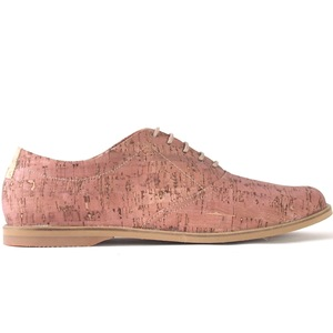 '74 Kork Oxfords Light Purple - SORBAS