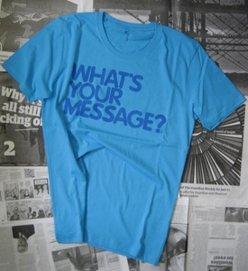 WHAT'S YOUR MESSAGE? - JESCHEWSKI