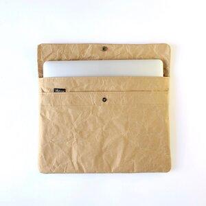 13' Natural Paper Notebook-Tasche - The Wren Design
