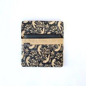 iPad Mini Hülle oder Clutch mit Fuchsprint - The Wren Design