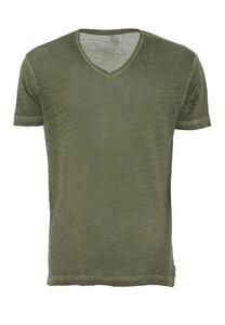 JEREMI: T-Shirt aus 100% Leinen - Trevors by DNB