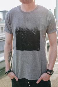 Schilf Organic / Fair Men Shirt _ grey - ilovemixtapes
