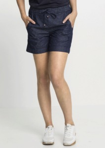 Short #DOTS dark blue - recolution