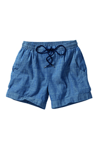 Short Denim light blue - recolution