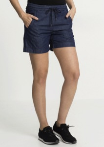 Short Denim dark blue - recolution
